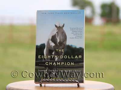 Book cover: The Eighty Dollar Champion