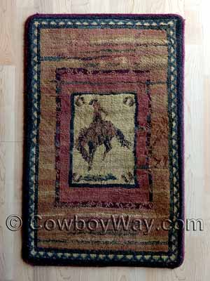 Cowboy Area Rugs For Sale