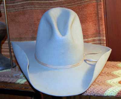What Do The Xs Mean In A Cowboy Hat?