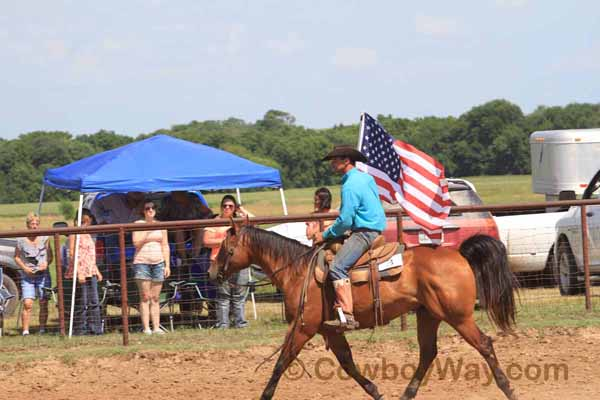 Hunn Leather Ranch Rodeo 06-25-16 - Image 02