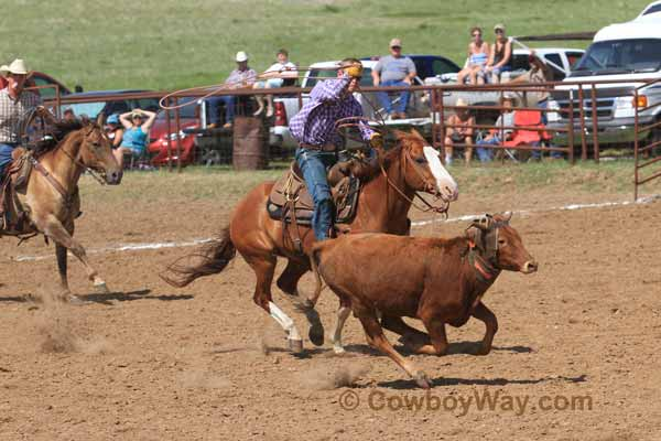 Hunn Leather Ranch Rodeo 06-25-16 - Image 10