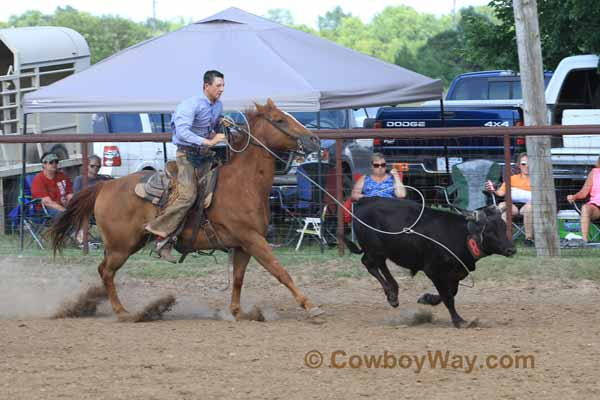 Hunn Leather Ranch Rodeo 06-25-16 - Image 11