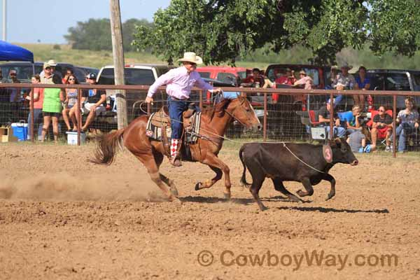 Hunn Leather Ranch Rodeo 06-29-13 - Photo 04