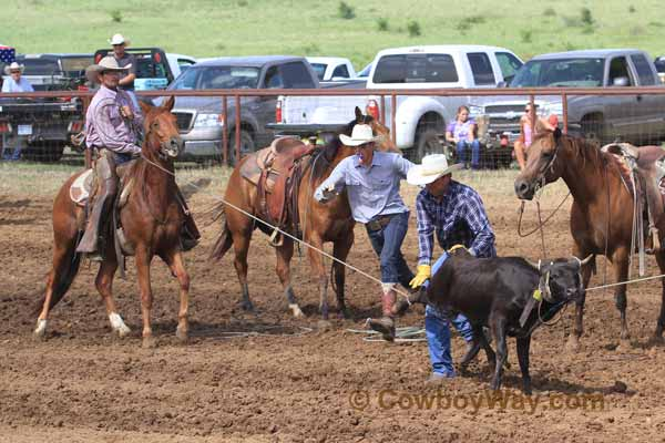 Hunn Leather Ranch Rodeo Photos 06-30-18 - Image 6