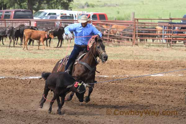 Hunn Leather Ranch Rodeo Photos 06-30-18 - Image 9