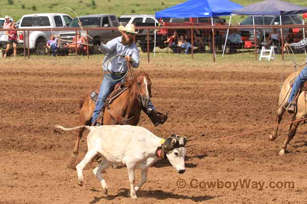 Hunn Leather Ranch Rodeo Photos 06-30-18 - Image 11