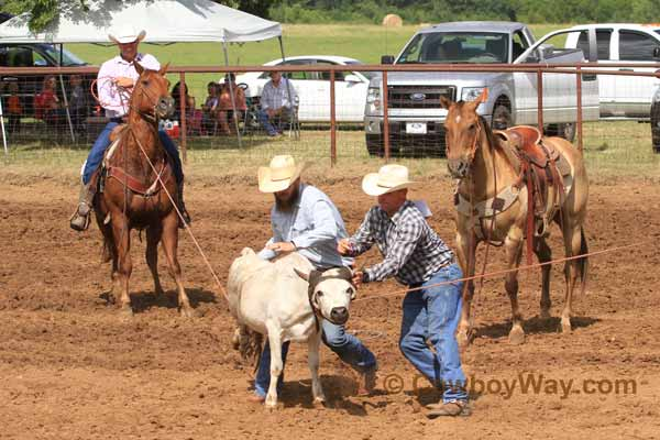 Hunn Leather Ranch Rodeo Photos 06-30-18 - Image 13