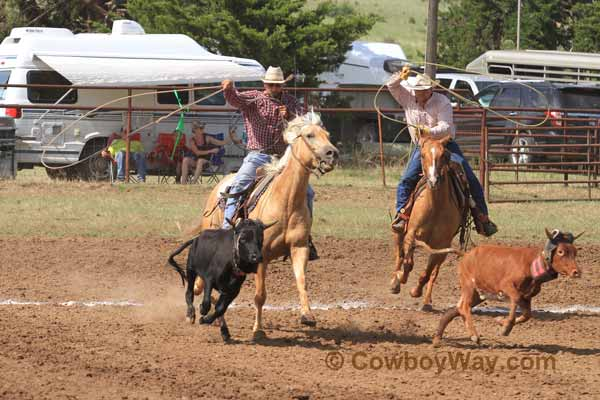 Hunn Leather Ranch Rodeo Photos 06-30-18 - Image 15