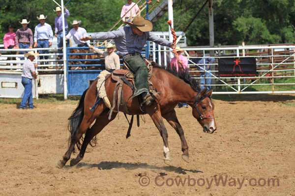 Junior Ranch Bronc Riding, 05-05-12 - Photo 08