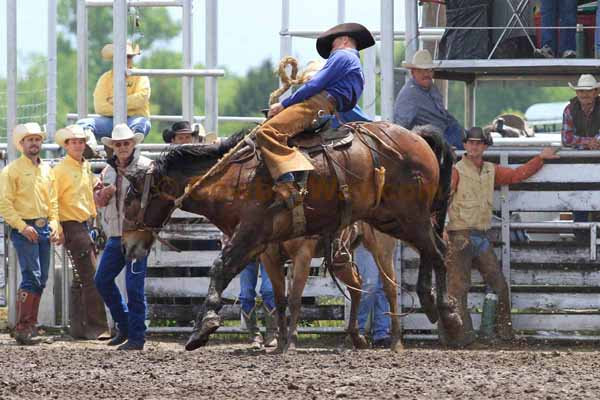 Ranch Bronc Riding, Moline - Photo 05
