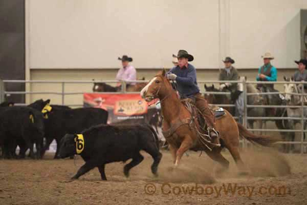Ranch Rodeo, Equifest of Kansas, 02-11-12 - Photo 02
