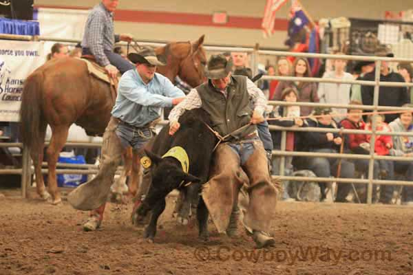 Ranch Rodeo, Equifest of Kansas, 02-11-12 - Photo 04