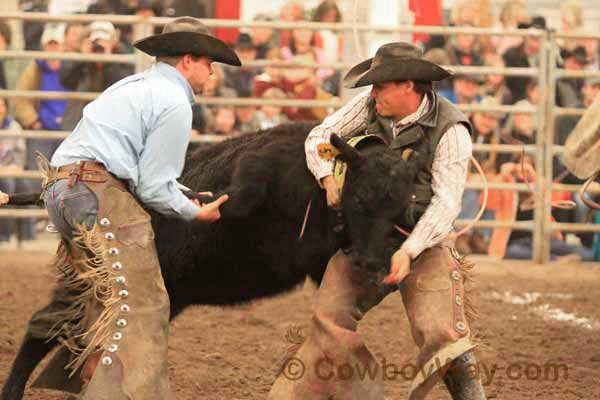 Ranch Rodeo, Equifest of Kansas, 02-11-12 - Photo 05