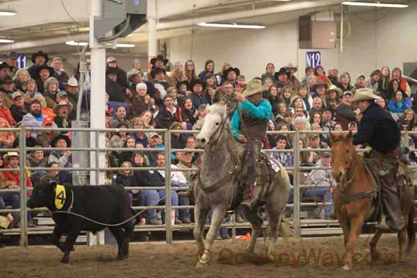 Ranch Rodeo, Equifest of Kansas, 02-11-12 - Photo 06