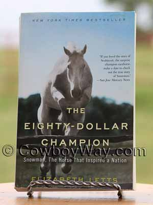 Book cover of The Eighty Dollar Champion