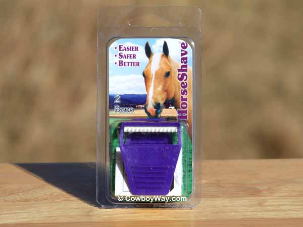Horse Shave - front of the package