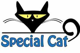 SpecialCat.com Website Logo