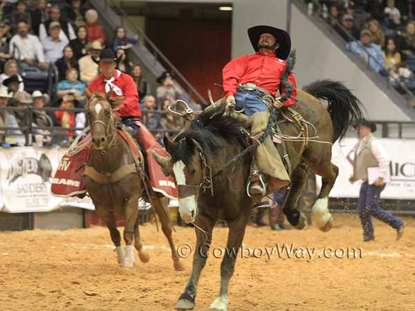 World Championship Ranch Rodeo Ranch Bronc Riding Photos