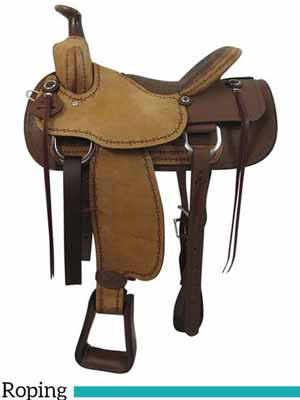 The lightweight Big Horn Ladies Choice Cow Girl Saddle 962