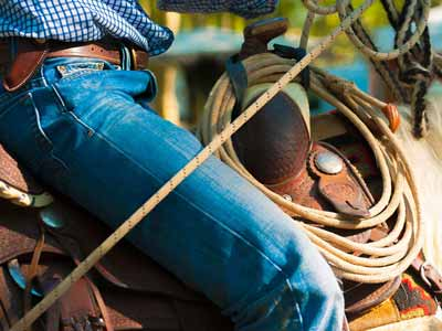 Billy Cook Roping Saddles