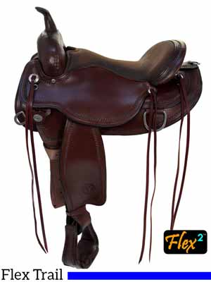 Circle Y Omaha Trail Saddle
