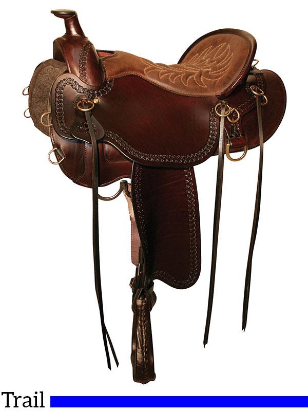 Tucker Pine Ridge Mule Saddle