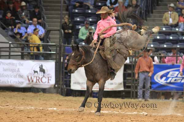 World Championship Ranch Rodeo Wrca Ranch Bronc Riding