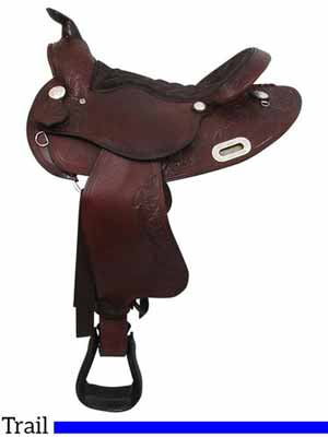 Big Horn Extra Wide Trail Saddle