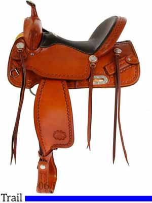 Billy Cook Trail Saddles